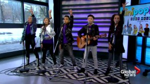 The Mini Pop Kids perform High Hopes by Panic! At The Disco